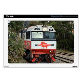 SCT001 locomotive train engine Laptop Decals