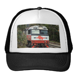 SCT001 locomotive train engine Trucker Hat