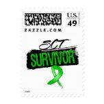 SCT Stem Cell Transplant Survivor Stamp