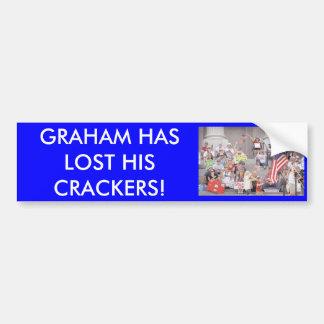 scteaparty standalone prod_affiliate 74 GRAHAM Bumper Sticker
