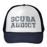 Scuba Addict Trucker Hat