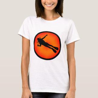 SCUBA AT DUSK T-Shirt