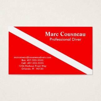 Scuba Business - Personal Card