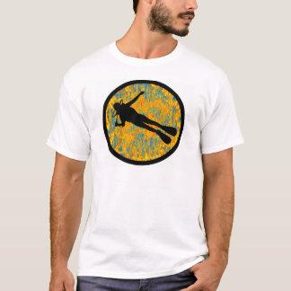 SCUBA CORAL MAZE T-Shirt