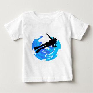 SCUBA CRYSTAL CLEAR BABY T-Shirt