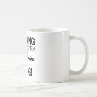 scuba dive design coffee mug