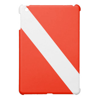 Scuba Dive Flag iPad Cover