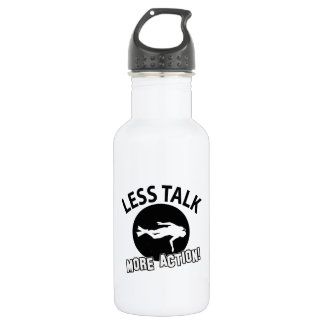 scuba dive more awesome stainless steel water bottle