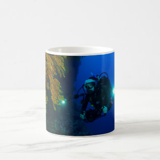 Scuba Dive on the Great Barrier Reef Coffee Mug