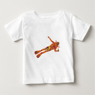 SCUBA DIVE SUN BABY T-Shirt
