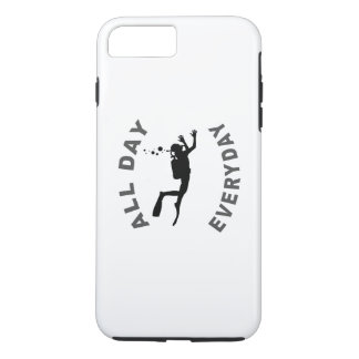Scuba Diver All Day Everyday R iPhone 8 Plus/7 Plus Case