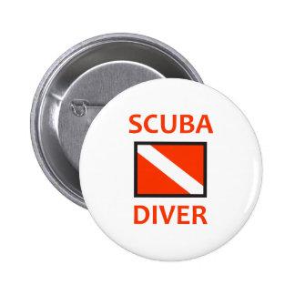 SCUBA DIVER PIN