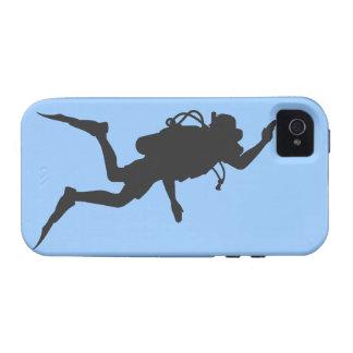 Scuba Diver iPhone 4/4S Cover