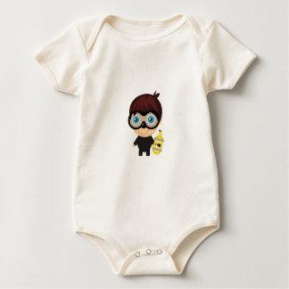 Scuba Diver - My Conservation Park Baby Bodysuit