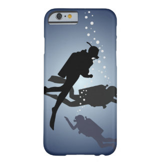 Scuba Divers Barely There iPhone 6 Case