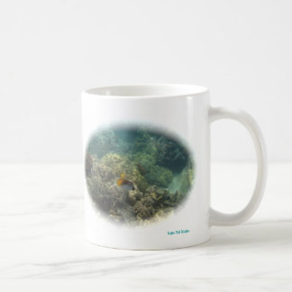 Scuba Divers Coffee Mug
