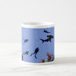 SCUBA diver's dream Classic White Coffee Mug