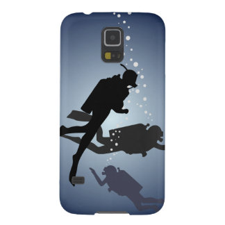 Scuba Divers Galaxy S5 Case