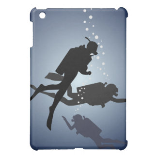 Scuba Divers iPad Mini Cover