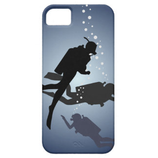 Scuba Divers iPhone SE/5/5s Case