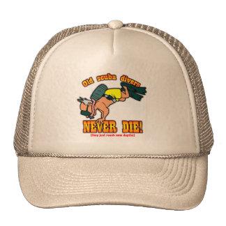 Scuba Divers Trucker Hat