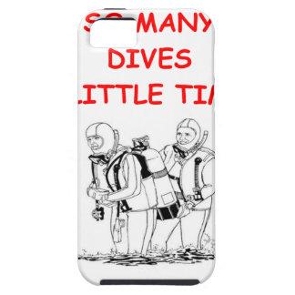 scuba diving iPhone 5 cases