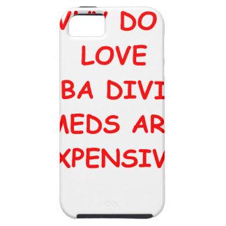 scuba diving iPhone 5 case