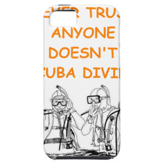 scuba diving iPhone 5 covers