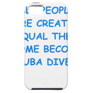 scuba diving iPhone 5 cover