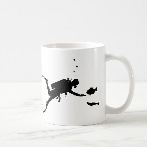 Scuba Diving Coffee Mug