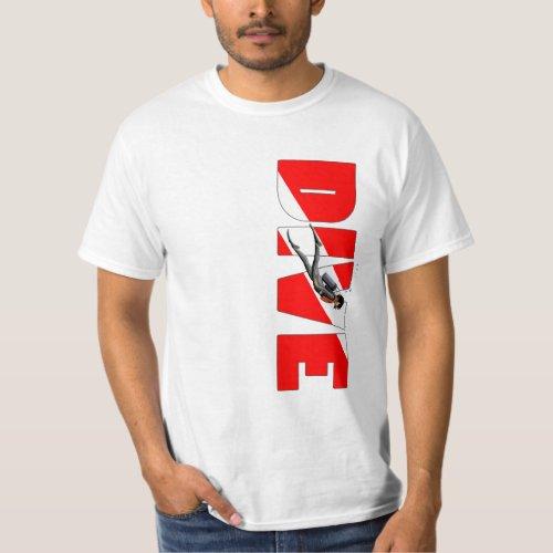 Scuba Diving DIVE T_Shirt