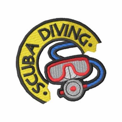 Scuba Diving Polo