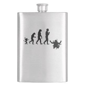 Scuba diving  evolution, #Scuba diving Flask