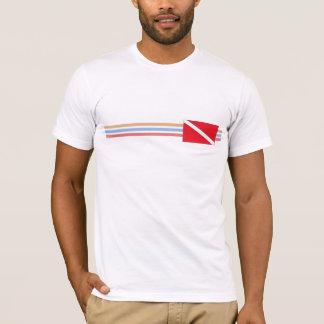 SCUBA Diving Fashion Design T-Shirt