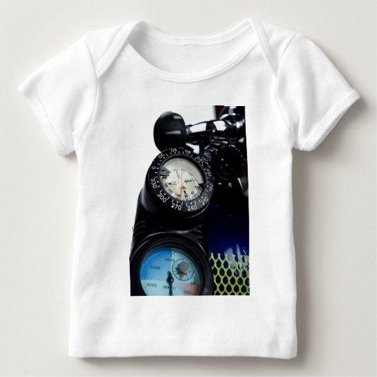 Scuba Diving Gear Baby T-Shirt