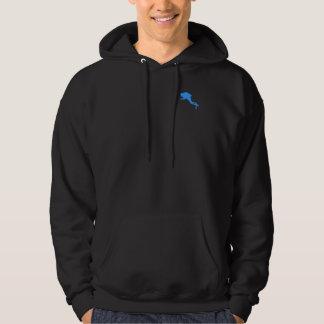 Scuba diving humor funny diver hoodie