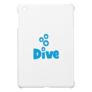 Scuba Diving iPad Mini Case