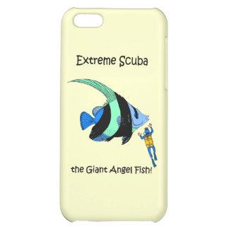 Scuba diving case for iPhone 5C