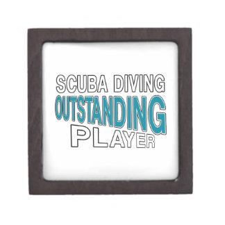 SCUBA DIVING OUTSTANDING PLAYER GIFT BOX