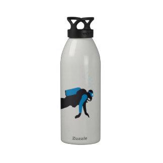 scuba diving sport water bottles