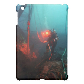 Scuba Diving Underwater iPad Mini Case