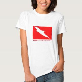 Scuba Dolphin T-Shirt - Aquaholics