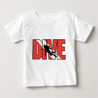 SCUBA Drive Baby Baby T-Shirt