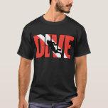 SCUBA Drive Dark T-Shirt