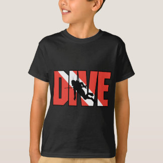 SCUBA Drive Kids T-Shirt