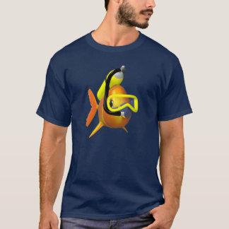 Scuba Fish T-Shirt