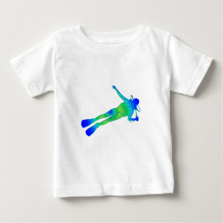 SCUBA FRENCH REEF BABY T-Shirt