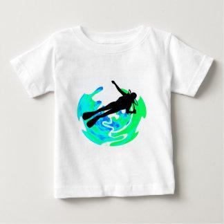 SCUBA GONE FORWARD BABY T-Shirt