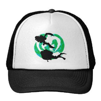 SCUBA HIDDEN COVE MESH HATS
