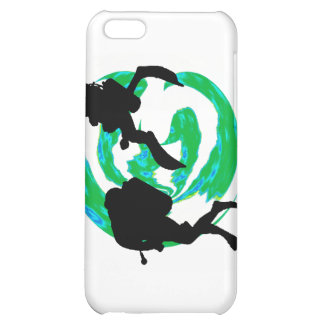 SCUBA HIDDEN COVE iPhone 5C CASE